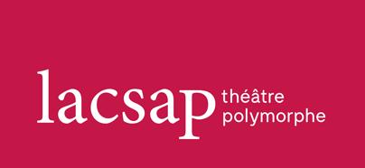 Logo LACSAP transcénique compagnie